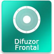 Difuzor frontal Midland G7 Pro