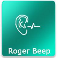 Functie Roger Beep statie Cobra MT 245 VP EU