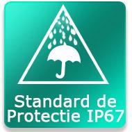 Standard protectie IP67 statie radio Alan HP 450 2A