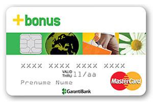 Card de cumparaturi Bonus Card