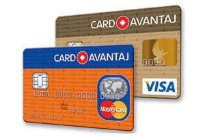 Card de cumparaturi Card Avantaj
