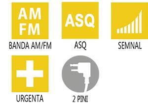 Caracteristici principale statie radio CB PNI Escort HP 8001 ASQ