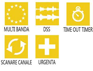 Caracteristici principale statie radio cb TTi TCB 775