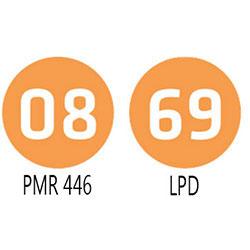 Numar canale statie radio PMR Midland G7