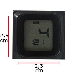 Display generos statie radio PMR Uniden 1188 2CK